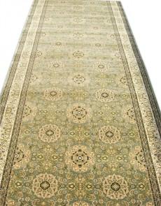 Высокоплотная ковровая дорожка Oriental 4668 , GREEN - высокое качество по лучшей цене в Украине.