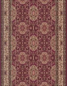 Высокоплотная ковровая дорожка Oriental 4668 , RED - высокое качество по лучшей цене в Украине.