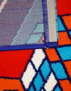 Дитяча килимова доріжка Baby 6045 Mavi-Lacivert  - высокое качество по лучшей цене в Украине.