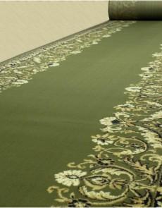 Кремлевская ковровая дорожка Selena / Lotos 028-371 green Рулон - высокое качество по лучшей цене в Украине.