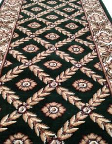 Кремлевская ковровая дорожка Silver / Gold Rada 330-32 green Рулон - высокое качество по лучшей цене в Украине.