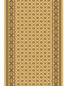 Кремлевская ковровая дорожка Silver / Gold Rada 330-12 beige Рулон - высокое качество по лучшей цене в Украине.