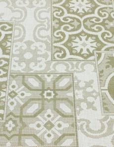 Безворсовая ковровая дорожка Cottage 5474 wool - olive - green - высокое качество по лучшей цене в Украине.