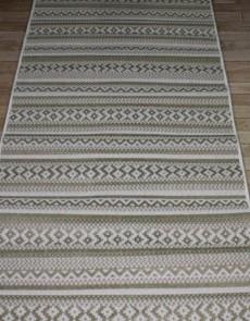 Безворсовая ковровая дорожка Cottage 5032 wool-olive green - высокое качество по лучшей цене в Украине.