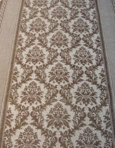 Безворсовая ковровая дорожка Natura Klassica beige Рулон - высокое качество по лучшей цене в Украине.