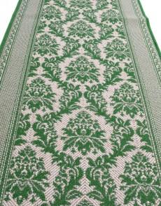 Безворсовая ковровая дорожка Natura Klassica green Рулон - высокое качество по лучшей цене в Украине.
