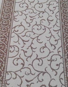 Безворсовая ковровая дорожка Sisal 14 , BEIGE - высокое качество по лучшей цене в Украине.