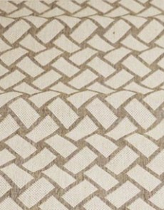 Безворсовая ковровая дорожка Sisal 2163 , BEIGE - высокое качество по лучшей цене в Украине.