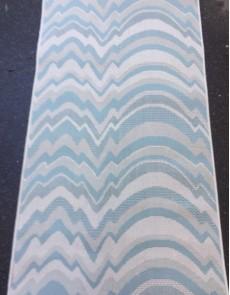 Безворсовая ковровая дорожка Волна Бирюза - высокое качество по лучшей цене в Украине.