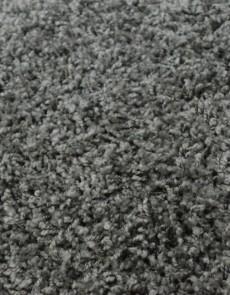 Высоковорсная ковровая дорожка First Shaggy 01000 grey - высокое качество по лучшей цене в Украине.