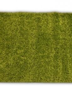 Високоворсна килимова доріжка First Shaggy 1000 , GREEN - высокое качество по лучшей цене в Украине.
