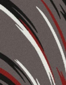 Высоковорсная ковровая дорожка First Shaggy 01198 grey - высокое качество по лучшей цене в Украине.