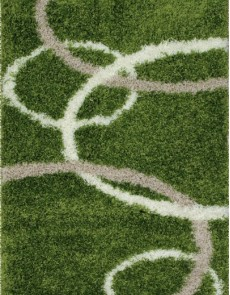 Высоковорсная ковровая дорожка Shaggy Gold 8018 green - высокое качество по лучшей цене в Украине.