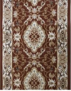 Синтетическая ковровая дорожка Almira 2304 Choko-Cream Рулон - высокое качество по лучшей цене в Украине.