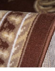 Синтетична килимова доріжка Almira 2356 Choko-Hardal Рулон - высокое качество по лучшей цене в Украине.