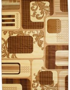Синтетическая ковровая дорожка Exellent Carving 2941A beige-beige - высокое качество по лучшей цене в Украине.