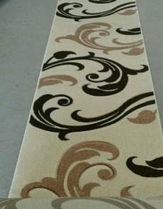 Синтетическая ковровая дорожка Legenda 0313 крем - высокое качество по лучшей цене в Украине.