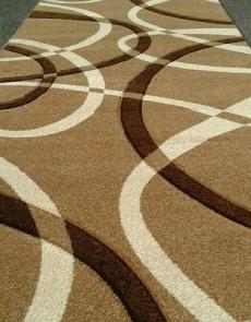 Синтетическая ковровая дорожка Legenda 0353 беж - высокое качество по лучшей цене в Украине.