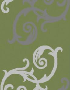 Синтетическая ковровая дорожка Melisa 395 green - высокое качество по лучшей цене в Украине.