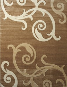 Синтетическая ковровая дорожка Melisa 395 camel - высокое качество по лучшей цене в Украине.