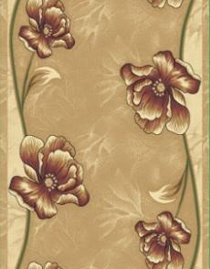 Синтетическая ковровая дорожка Virizka 8880 BEIGE - высокое качество по лучшей цене в Украине.