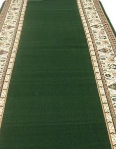 Кремлевская ковровая дорожка Silver / Gold Rada 046-32 green Рулон - высокое качество по лучшей цене в Украине.