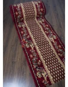 Синтетична килимова доріжка Silver 158 , RED - высокое качество по лучшей цене в Украине.