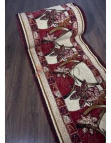 Синтетична килимова доріжка Silver 256 , RED - высокое качество по лучшей цене в Украине.