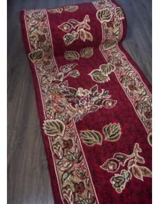 Синтетична килимова доріжка Silver 501 , RED - высокое качество по лучшей цене в Украине.
