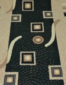 Синтетическая ковровая дорожка Silver  / Gold Rada 168-32 green - высокое качество по лучшей цене в Украине.