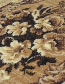 Синтетическая ковровая дорожка Silver 235-12 Buket brown Rulon - высокое качество по лучшей цене в Украине.
