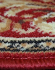 Синтетическая ковровая дорожка Silver  / Gold Rada 235-22 Buket red - высокое качество по лучшей цене в Украине.