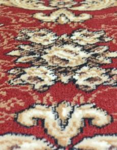 Синтетическая ковровая дорожка Silver  / Gold Rada 305-22 red - высокое качество по лучшей цене в Украине.