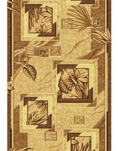 Синтетическая ковровая дорожка Silver  / Gold Rada 309-12 beige - высокое качество по лучшей цене в Украине.