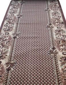 Синтетическая ковровая дорожка Silver  / Gold Rada 316-12 Pletenka beige - высокое качество по лучшей цене в Украине.