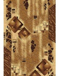 Синтетическая ковровая дорожка Silver  / Gold Rada 319-12 beige - высокое качество по лучшей цене в Украине.