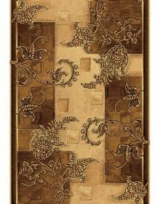 Синтетическая ковровая дорожка Silver  / Gold Rada 321-12 beige - высокое качество по лучшей цене в Украине.