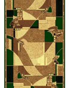 Синтетическая ковровая дорожка Silver  / Gold Rada 335-32 green - высокое качество по лучшей цене в Украине.