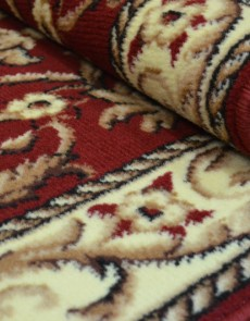 Синтетическая ковровая дорожка Silver  / Gold Rada 350-22 red - высокое качество по лучшей цене в Украине.