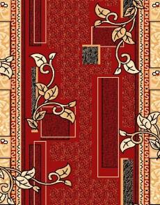 Синтетическая ковровая дорожка Silver 504 , RED - высокое качество по лучшей цене в Украине.