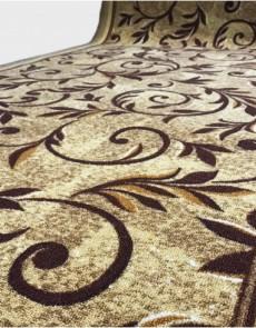 Синтетическая ковровая дорожка Vitebsk Felt p1161/43 Zavitok brown (Палисад 26-18) - высокое качество по лучшей цене в Украине.