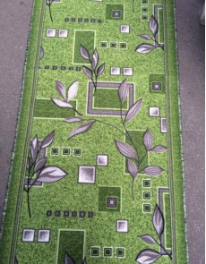 Синтетическая ковровая дорожка Vitebsk Felt Kubik green - высокое качество по лучшей цене в Украине.