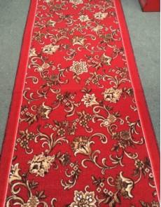 Синтетическая ковровая дорожка Vitebsk Felt red - высокое качество по лучшей цене в Украине.