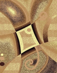 Синтетична килимова доріжка Zeynep 130 , BEIGE - высокое качество по лучшей цене в Украине.