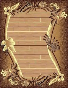 Синтетична килимова доріжка Zeynep 491 , BEIGE - высокое качество по лучшей цене в Украине.