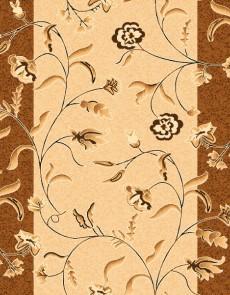 Синтетическая ковровая дорожка Zeynep 502 , BEIGE - высокое качество по лучшей цене в Украине.