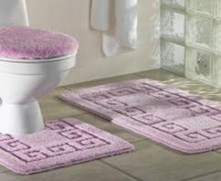Килимки для ванної