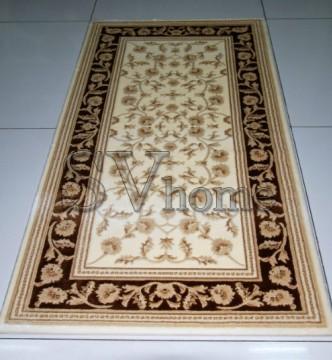 Акриловий килим 9807A cream - высокое качество по лучшей цене в Украине.