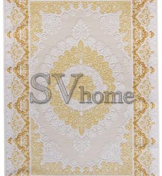 Акриловый ковер Diora 3528A Beige-Gold - высокое качество по лучшей цене в Украине.