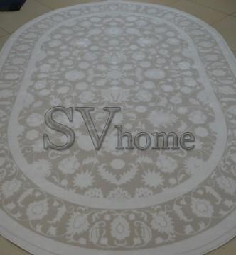 Акриловый ковер Myras 9695b c.bone-c.bone - высокое качество по лучшей цене в Украине.